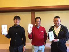 優勝者:大野良徳プロ